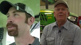 Farmers Using Natural Methods Optimistic About Harvest