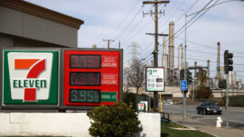 US Drivers to Get Hit by Soaring Pump Prices Over Memorial Day Holiday
