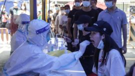 Southern Chinese City Reports CCP Virus Outbreaks Despite Vaccination Drive