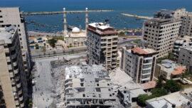Senior Hamas Commander Killed as Israel Strikes Gaza, Palestinians Fire Rockets
