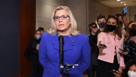 House Republicans Oust Rep. Liz Cheney as GOP Conference Chairwoman