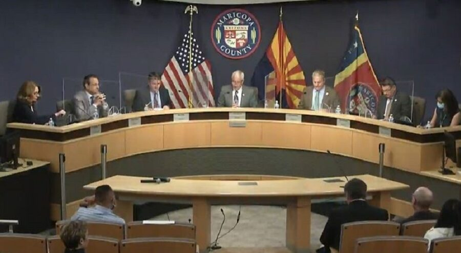 Maricopa County Calls for End of 2020 Election Audit