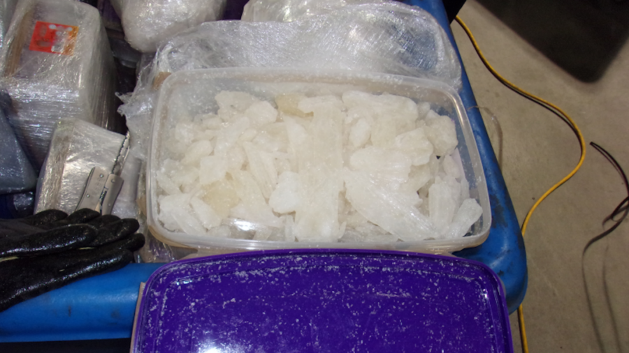 Border Agents Seize $2.5 Million Worth of Meth in Shipment of Watermelons