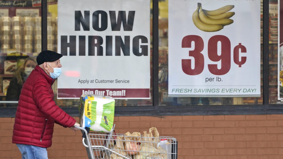 American Employers Added Just 266,000 Jobs in April as Businesses Struggle to Find Workers