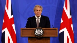 Boris Johnson Confirms Further Lockdown Easing