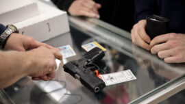 Gun Sales Are Surging in a Surprising State