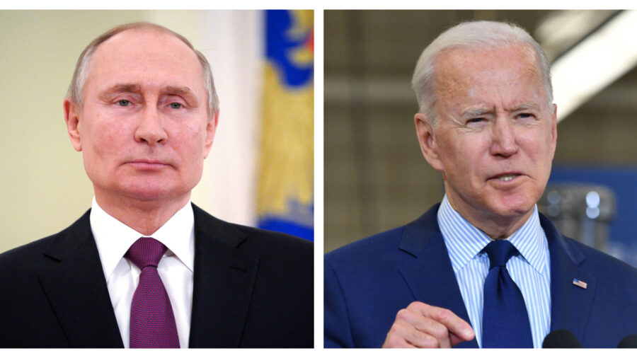 Biden Reveals Why He Won't Hold a Joint Press Conference With Putin