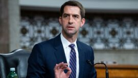 Sen. Cotton Accuses Democrats Over Supreme Court Reforms