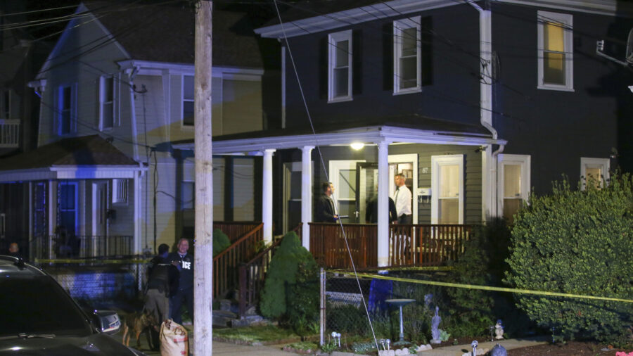 Police: 9 Wounded in Providence, Rhode Island, Shooting