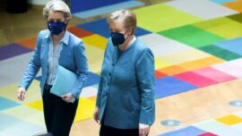 EU Leaders Agree to Donate 100 Million Doses of Vaccines