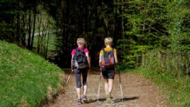 Walking Workouts Are Great for Heart, Bone, & Muscle Health