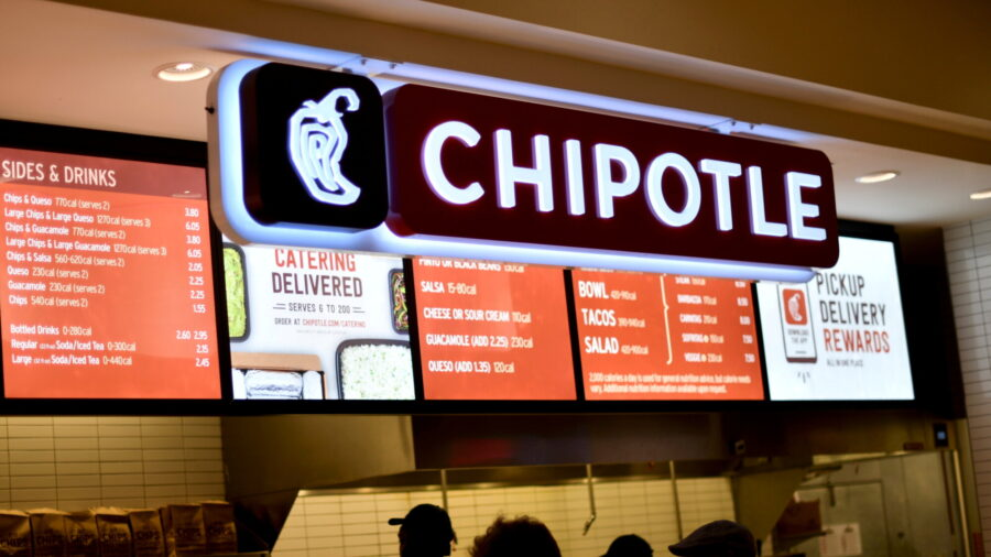 Chipotle Raises Menu Prices as Employee Costs Increase
