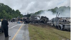 Tennessee Father, His Infant Daughter, and 8 Other Children Killed in Multi-Vehicle Crash in Alabama
