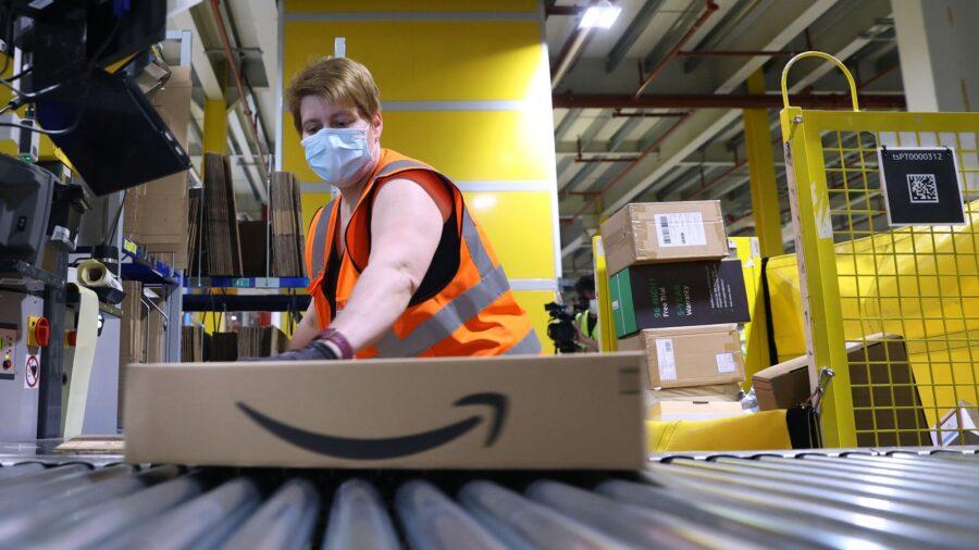 Amazon Eyes 125,000 More Hires, $18+ per Hour Average Salary