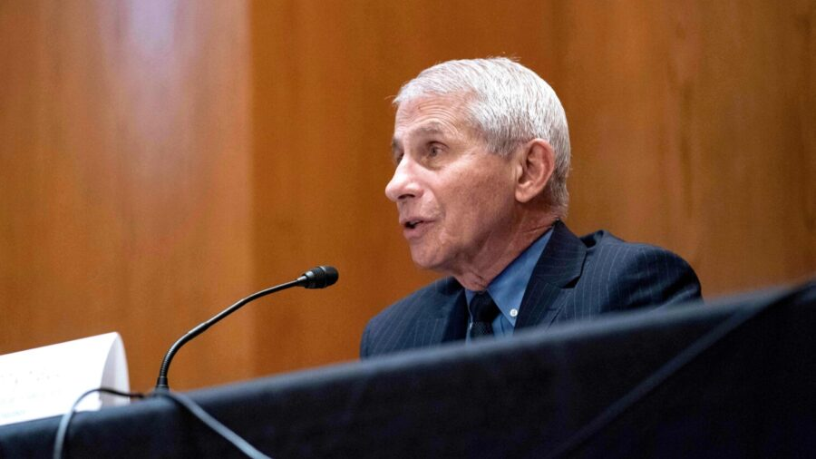 Top GOP Lawmakers Demand Unredacted Fauci Emails, Want Him to Testify in Congress