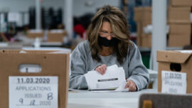 Group: 'Provable Fraud' in Georgia Election