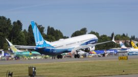 Boeing's Newest Version of the 737 Max Makes First Flight