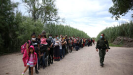 Texas Sues Biden Administration Over Releasing COVID-19 Infected Illegal Immigrants