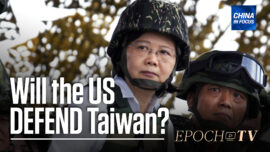 [Trailer] Would the US Defend Taiwan in a War With China?