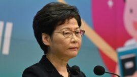 Hong Kong Leader Defends Apple Daily Raid Amid Rising Global Condemnation