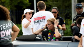 Driver Crashes Into Crowd at Pride Parade in Florida, 1 Dead