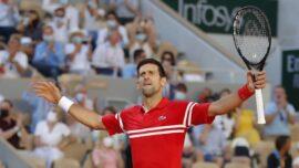 Djokovic Beats Tsitsipas to Win French Open, 19th Grand Slam Title