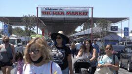 California Flea Market Hunger Strike