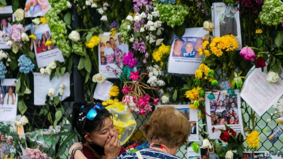 Four More Bodies Found in Condo Rubble; at Least 16 Dead