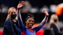 All Smiles for Simone Biles, as Tokyo Comes Into Focus at US Trials