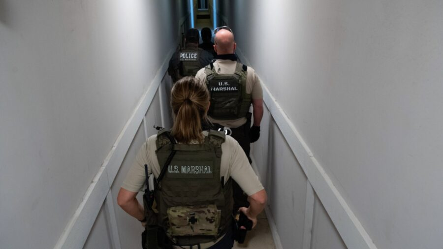 US Marshals in Georgia Rescue 16 Children Believed to Be Victims of Sex Trafficking