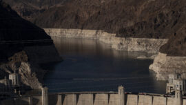 Lake Mead Reservoir Water Hits Historic Low