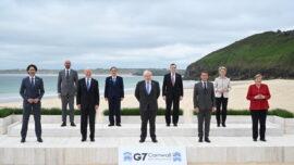 G-7 Meetings Kick Off in UK