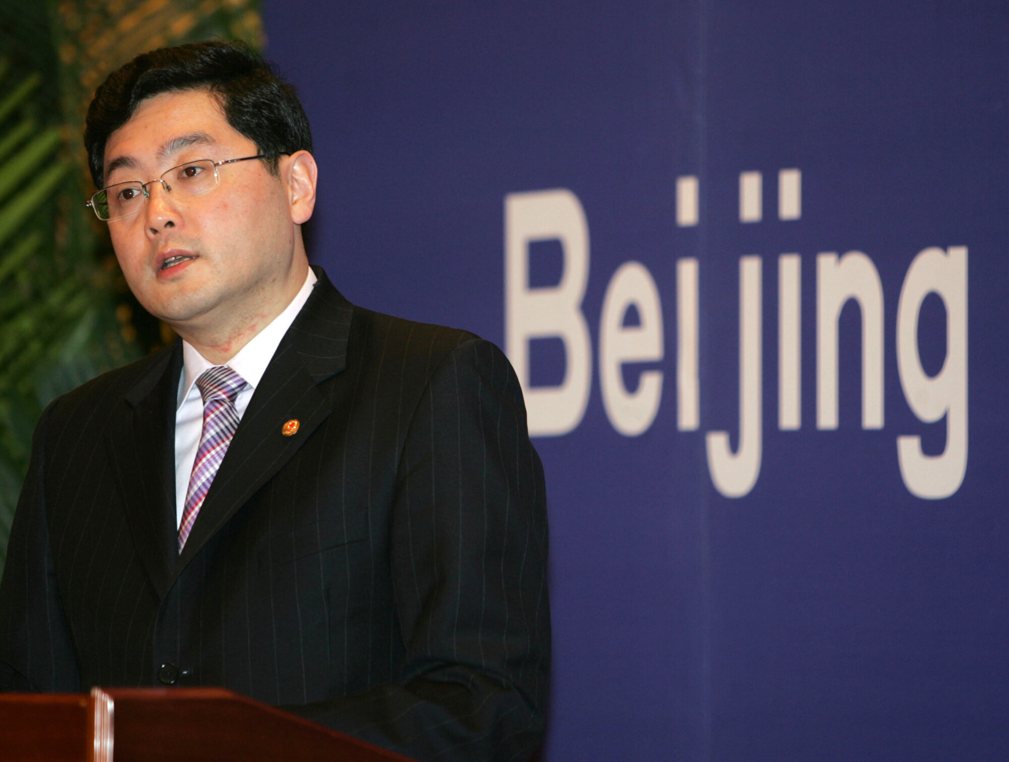 China's New Ambassador to the US: Wolf or Sheep?