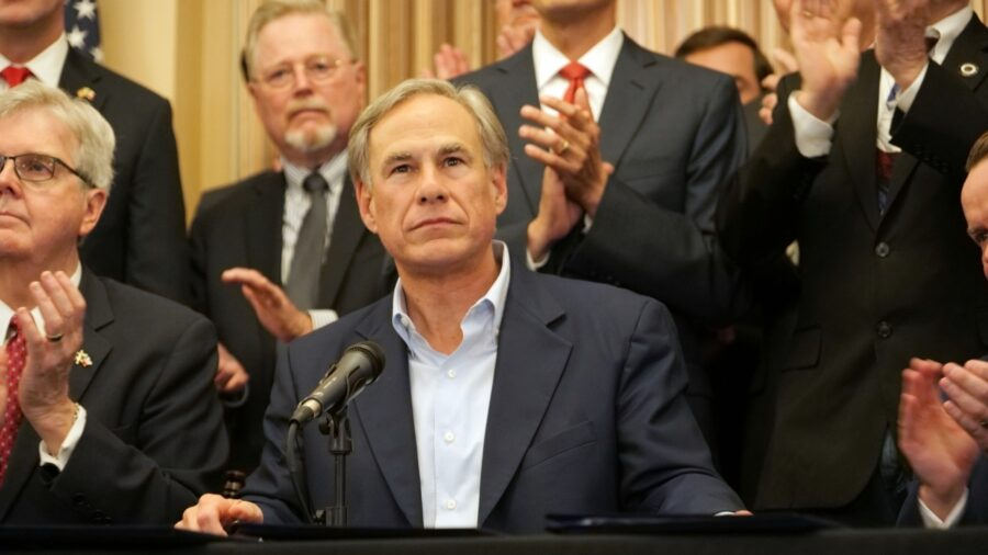 Gov. Abbott Signs Into Law 7 Bills Enforcing Second Amendment in Texas, Including Constitutional Carry