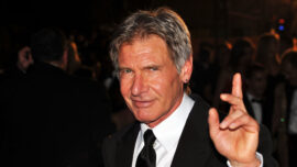 Harrison Ford Reunited With Lost Credit Card in Sicily