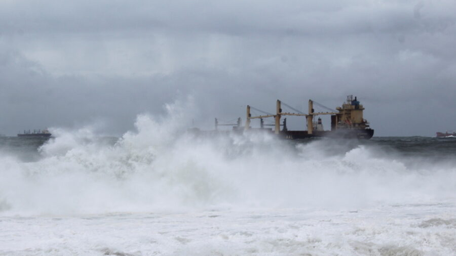 Tropical Storm Enrique Heads for Resorts in Southern Baja