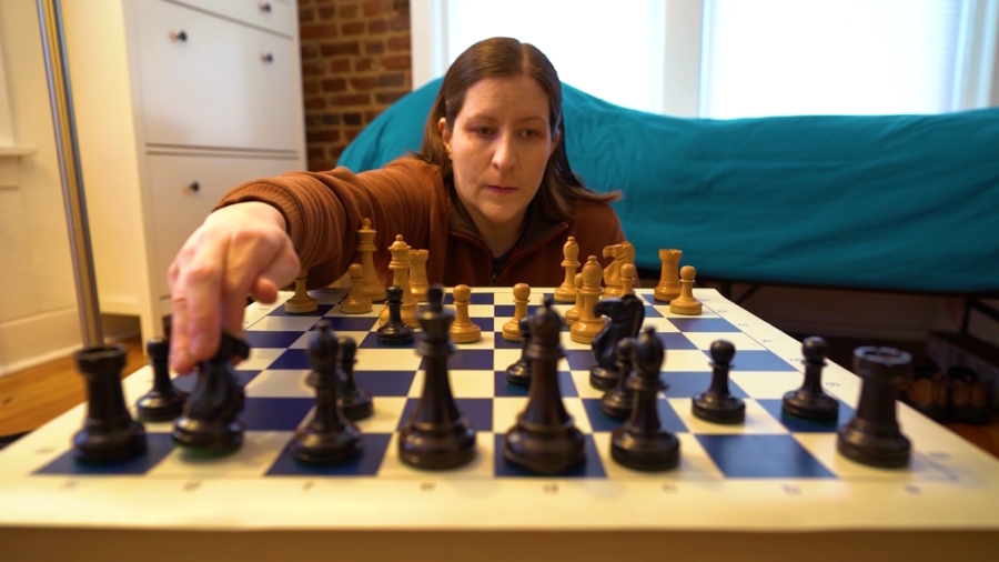 This Woman Is a Chess Champion, and She's Blind
