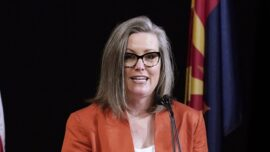 Arizona GOP Lawmakers Vote to Strip Election Lawsuit Power From Secretary of State Katie Hobbs