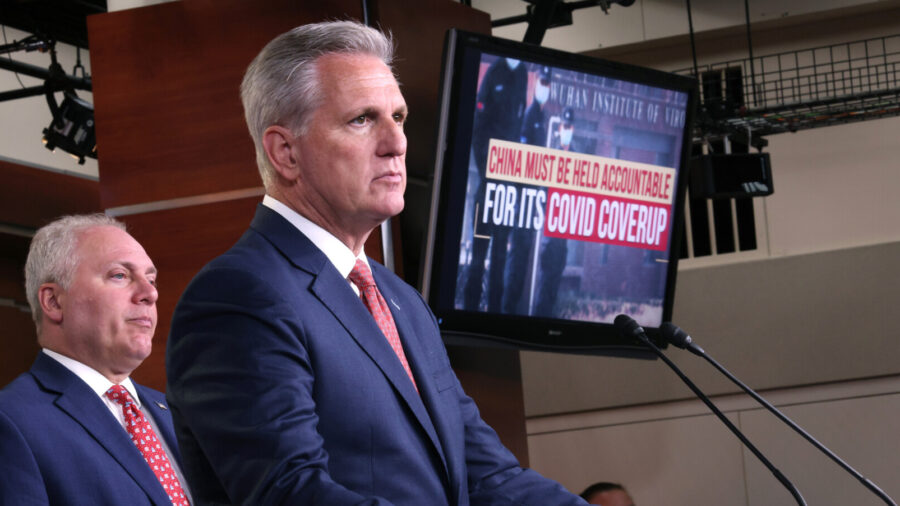 'Worst Cover Up in Human History': House Republicans Launch Campaign to Hold CCP Accountable Over Pandemic