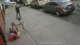 Caught on Camera: Gunman Shoots Man Next to 2 Children in Broad Daylight