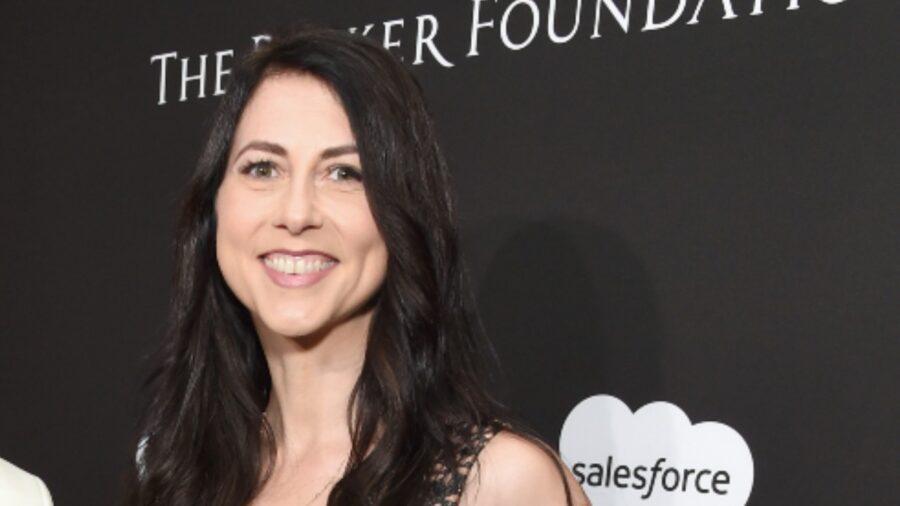 MacKenzie Scott, Citing Wealth Gap, Donates $2.7 Billion