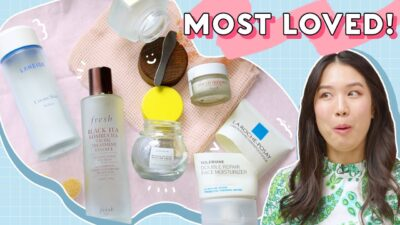 The EMPTIES: aka Best & Most Recommended Products