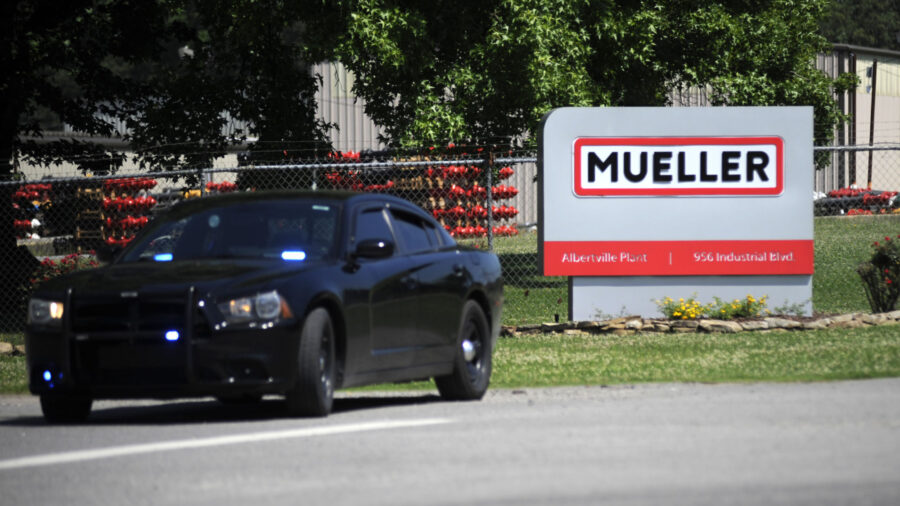 Gunman Dead After Killing 2 at Fire Hydrant Factory: Police