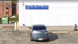 Car Crashes Into Building Housing Plasma Center; 3 Dead