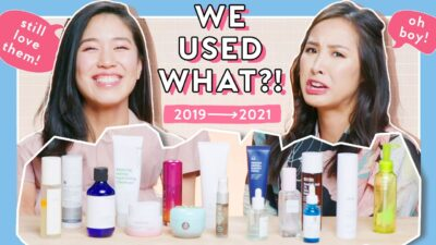Products We USED to Love & Do We STILL Love? (2 Years Later)