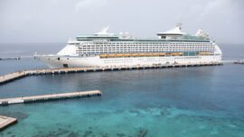 Two Children Aboard Royal Caribbean Cruise Test Positive for COVID-19