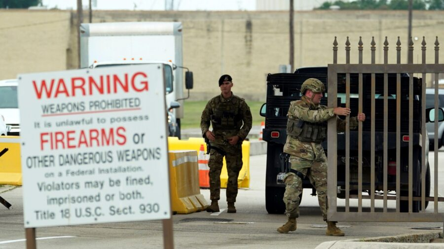 San Antonio Base Locked Down for Hour After Gunfire Reported