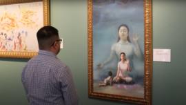 Zhen Shan Ren Art Exhibit Highlights Spirituality, Human Rights Abuses