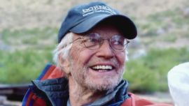75-Year-Old Scales Mount Everest Summit