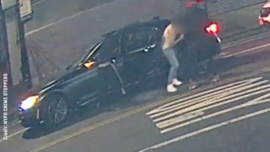 Dramatic Video Shows Deadly Manhattan Robbery